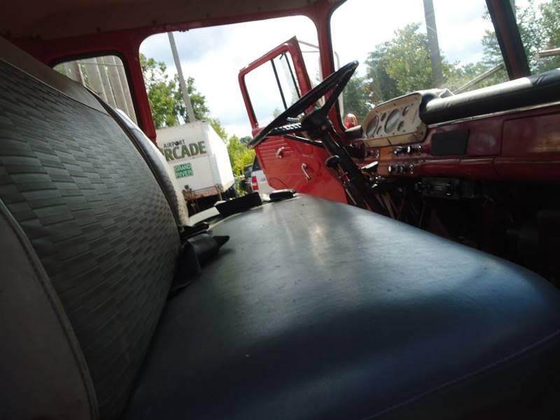 1974 Ford Low Cab Forward 18