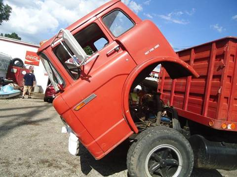 1974 Ford Low Cab Forward for sale at Marshall Motors Classics in Jackson Michigan MI