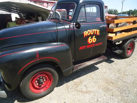 1953 Chevrolet 3100 for sale at Marshall Motors Classics in Jackson Michigan MI
