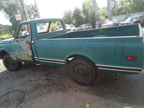 1972 Chevrolet C/K 30 Series for sale in Jackson Michigan, MI