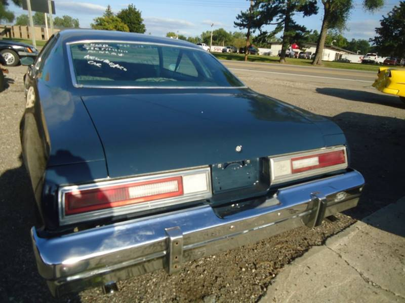 1977 Chevrolet Malibu 6