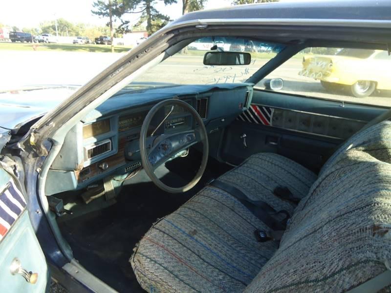 1977 Chevrolet Malibu 10
