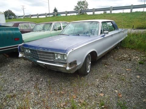1965 Chrysler New Yorker for sale in Jackson Michigan, MI