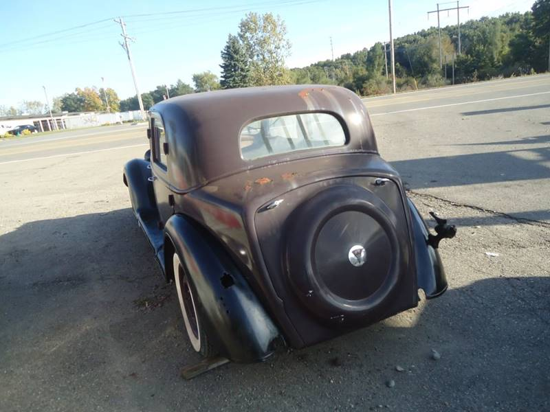 1947 Rover Sueside Doors Detroit Used Car for Sale
