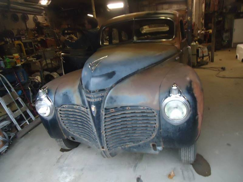 1941 Chrysler Newport car for sale in Detroit