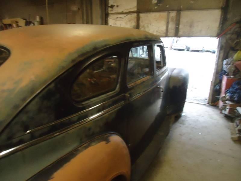 1941 Chrysler Newport Detroit Used Car for Sale