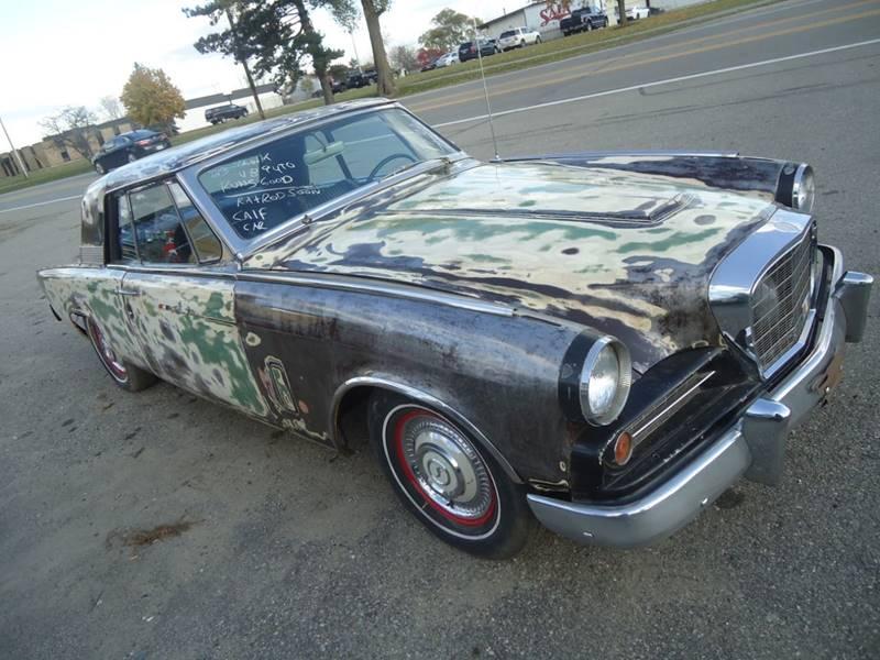 1963 Studebaker Hawk car for sale in Detroit