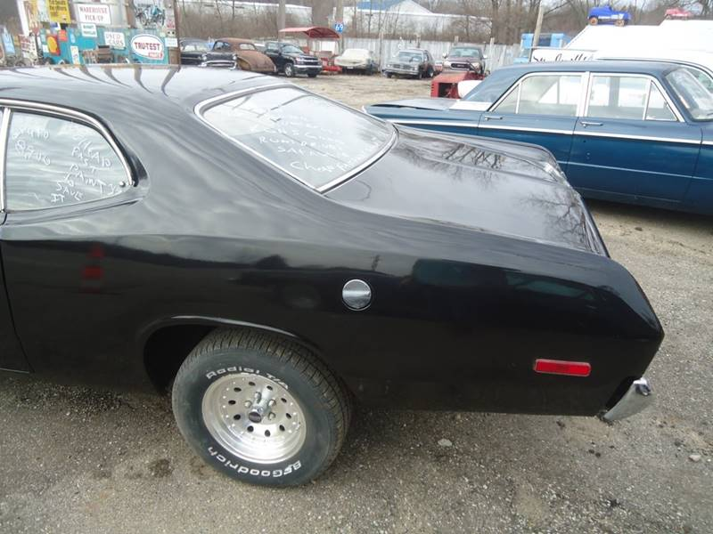 1973 Plymouth Duster 7