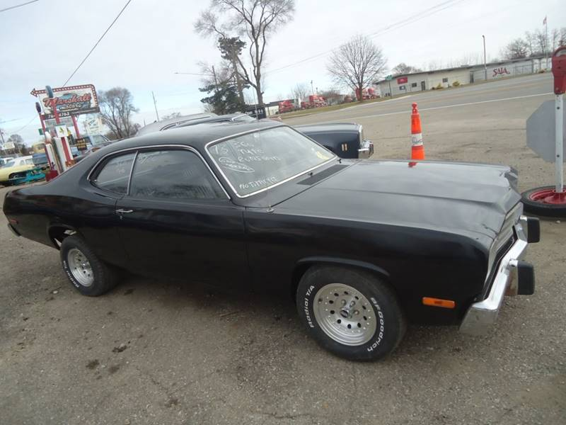 1973 Plymouth Duster 23