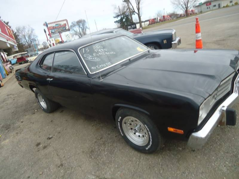 1973 Plymouth Duster 2