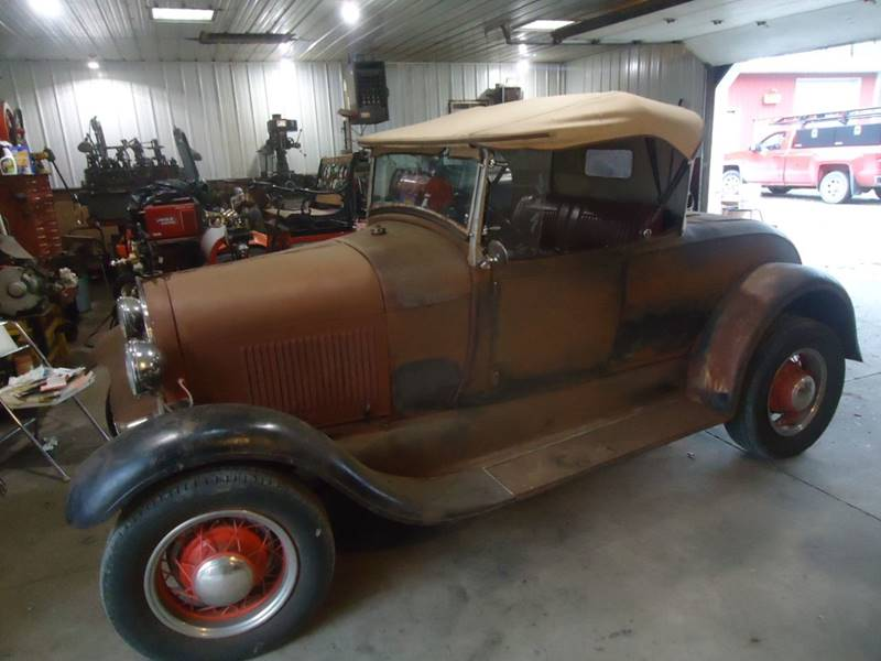 1928 Ford Model A Detroit Used Car for Sale