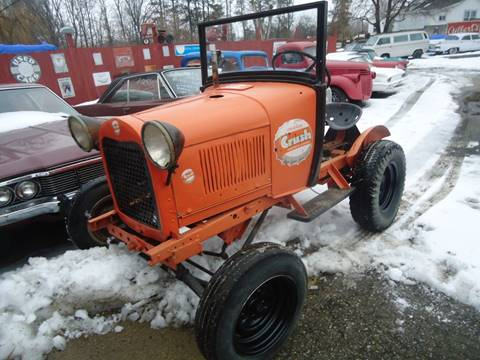 1930 Ford doddle bug for sale at Marshall Motors Classics in Jackson Michigan MI