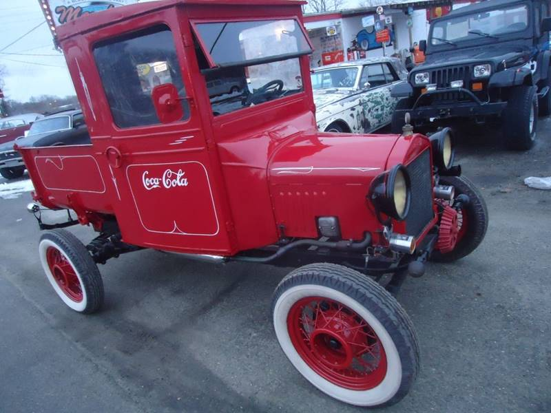 1928 Ford Coke Truck car for sale in Detroit