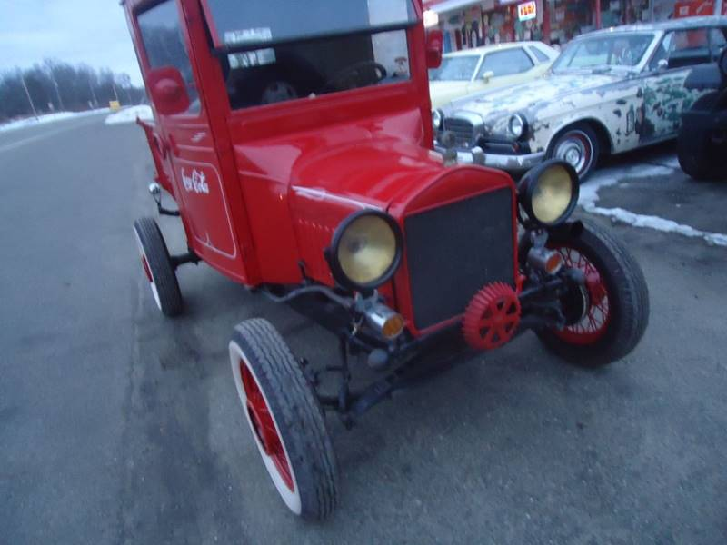 1928 Ford Coke Truck Detroit Used Car for Sale