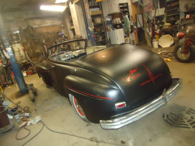 1941 Ford Convertable Detroit Used Car for Sale