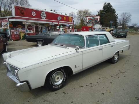 1964 Chrysler Imperial for sale at Marshall Motors Classics in Jackson Michigan MI