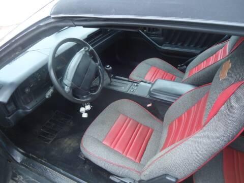 1991 Chevrolet Camaro