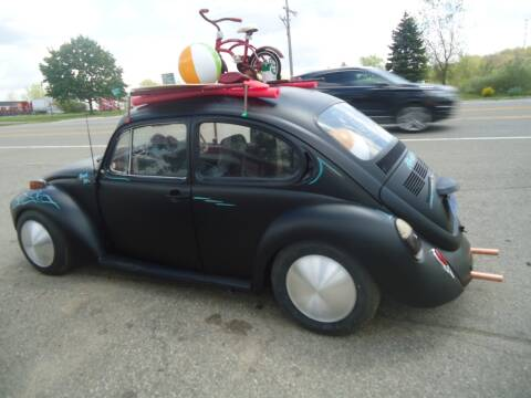 1974 Volkswagen Beetle for sale at Marshall Motors Classics in Jackson Michigan MI