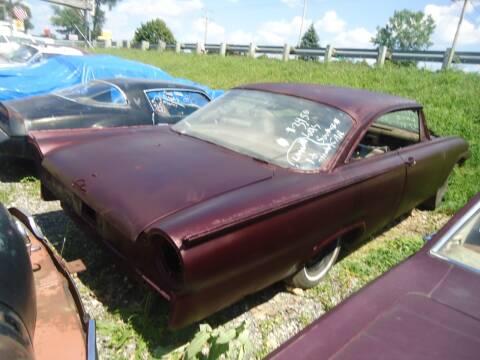 1961 Ford starliner for sale at Marshall Motors Classics in Jackson Michigan MI