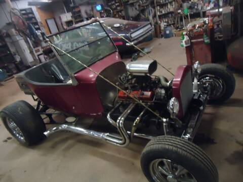 1923 Ford t buckit for sale at Marshall Motors Classics in Jackson Michigan MI