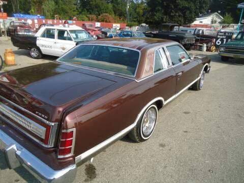 1978 Ford LTD for sale at Marshall Motors Classics in Jackson Michigan MI
