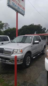 2006 Lincoln Mark LT for sale in Jacksonville, FL