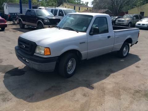 2005 Ford Ranger for sale in Jacksonville, FL