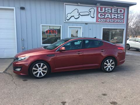 Captivating 2012 Kia Optima For Sale In South Sioux City, NE
