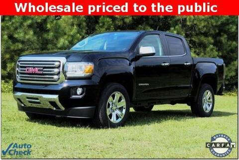 2018 GMC Canyon for sale in Roanoke Rapids, NC