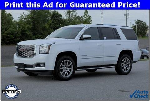 2018 GMC Yukon for sale in Roanoke Rapids, NC