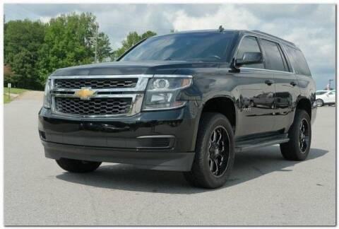2015 Chevrolet Tahoe for sale at WHITE MOTORS INC in Roanoke Rapids NC