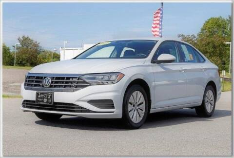 2019 Volkswagen Jetta for sale at WHITE MOTORS INC in Roanoke Rapids NC
