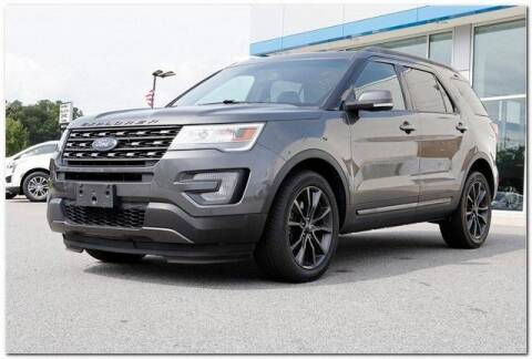 2017 Ford Explorer for sale at WHITE MOTORS INC in Roanoke Rapids NC
