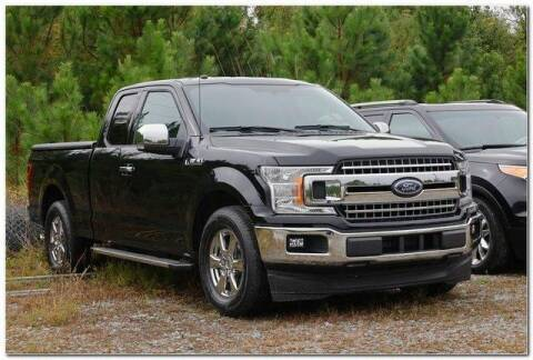 2018 Ford F-150 for sale at WHITE MOTORS INC in Roanoke Rapids NC