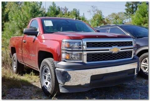 2014 Chevrolet Silverado 1500 for sale at WHITE MOTORS INC in Roanoke Rapids NC