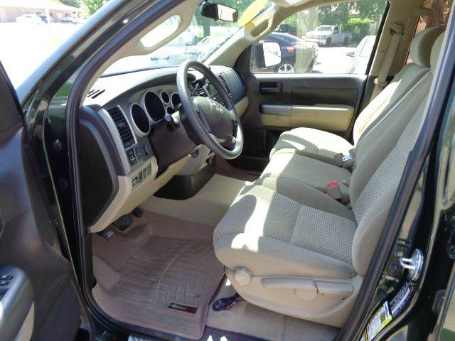 2010 Toyota Tundra Grade 4x2 4dr Double Cab Pickup SB (4 ...