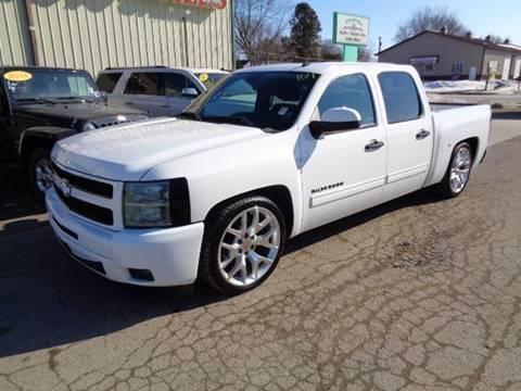 2013 Chevrolet Silverado 1500 for sale at De Anda Auto Sales in Storm Lake IA