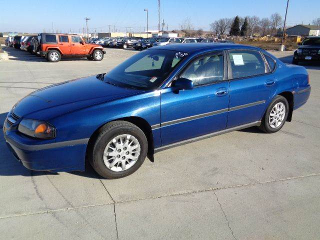 Deanda Auto Sales >> 2005 Chevrolet Impala Base 4dr Sedan In Storm Lake IA - De ...