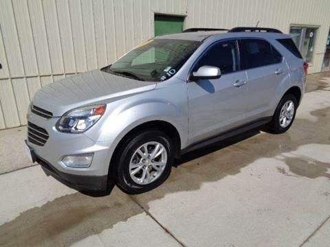 2016 Chevrolet Equinox for sale at De Anda Auto Sales in Storm Lake IA