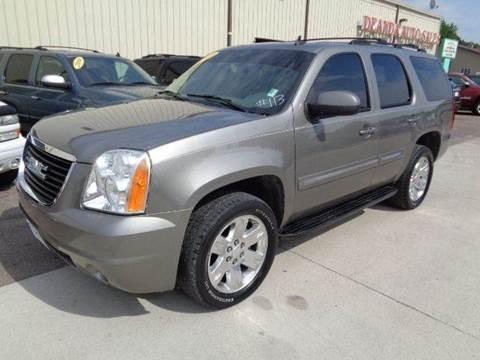 2007 GMC Yukon for sale at De Anda Auto Sales in Storm Lake IA