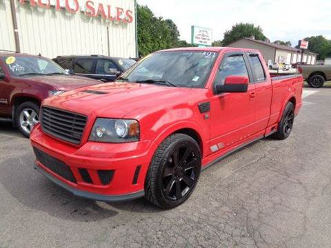 2007 Ford F-150 for sale at De Anda Auto Sales in Storm Lake IA