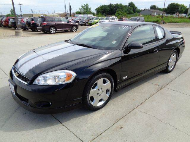2007 Chevrolet Monte Carlo SS 2dr Coupe   Storm Lake IA