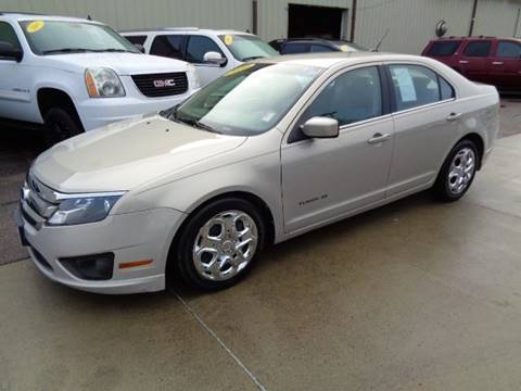 2010 Ford Fusion for sale at De Anda Auto Sales in Storm Lake IA
