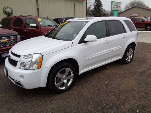 2008 chevy equinox owners manual
