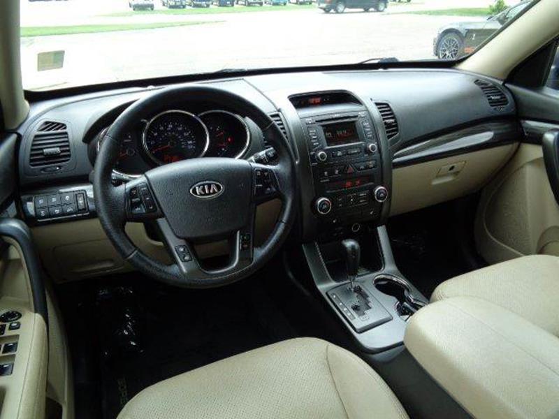 2013 Kia Sorento AWD EX 4dr SUV (I4 GDI) In Storm Lake IA ...