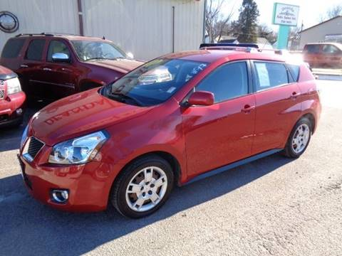 2009 Pontiac Vibe for sale at De Anda Auto Sales in Storm Lake IA