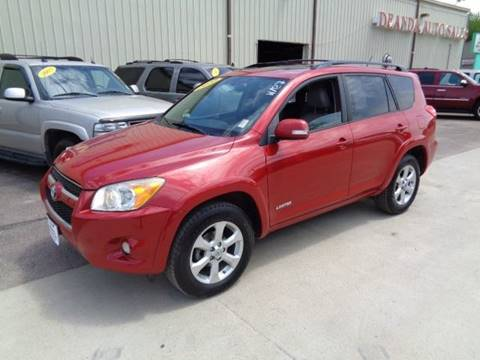 2010 Toyota RAV4 for sale at De Anda Auto Sales in Storm Lake IA