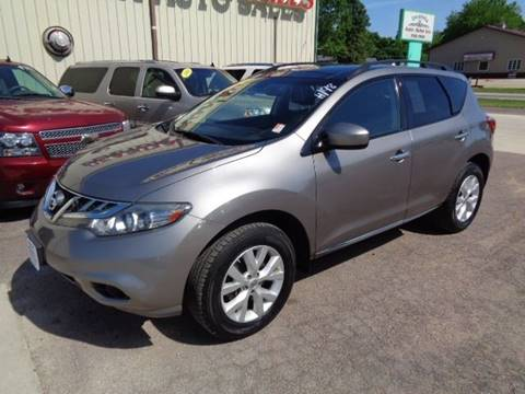 2011 Nissan Murano for sale at De Anda Auto Sales in Storm Lake IA