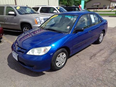 2005 Honda Civic for sale in Storm Lake, IA