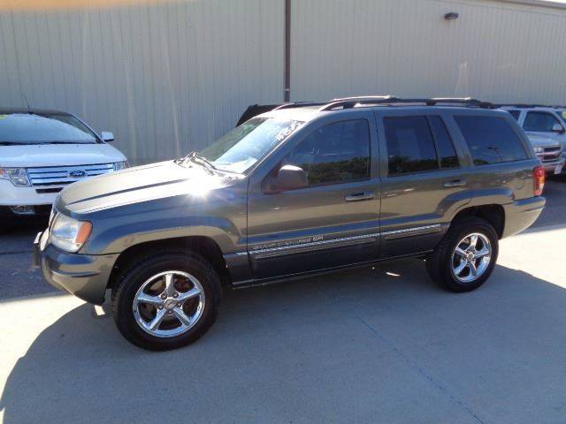 2004 Jeep Grand Cherokee Overland 4WD 4dr SUV In Storm Lake